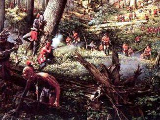 Franzosen- und Indianerkrieg