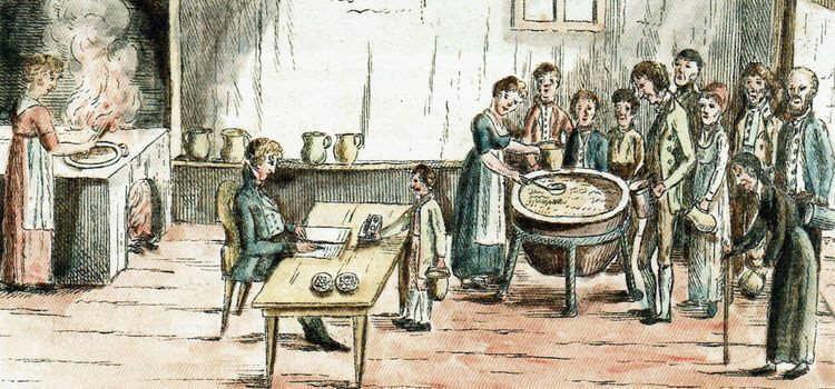 Suppenküche 1817