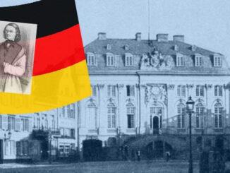 Marktplatz Bonn, Kinkel und Schurz 1848