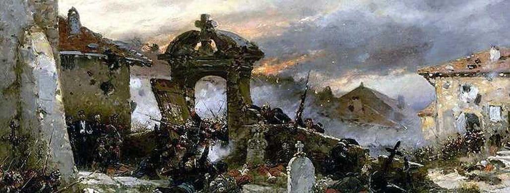 Deutsch-französischer Krieg, Friedhof