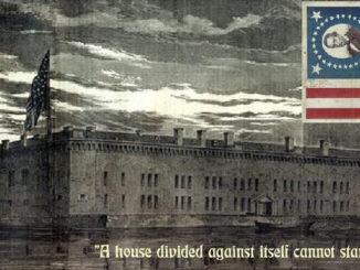 Fort Sumter, Lincolns Wahlkampagne