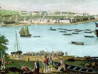 Quebec in den 1760ern